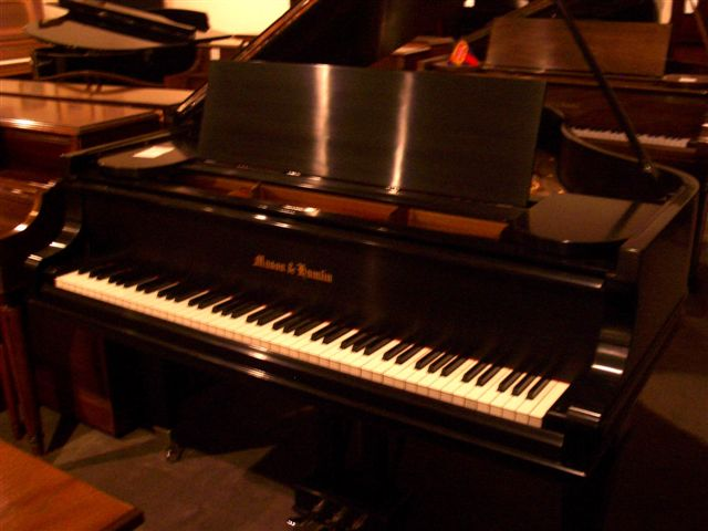MASON & HAMLIN Grand Piano in Seattle