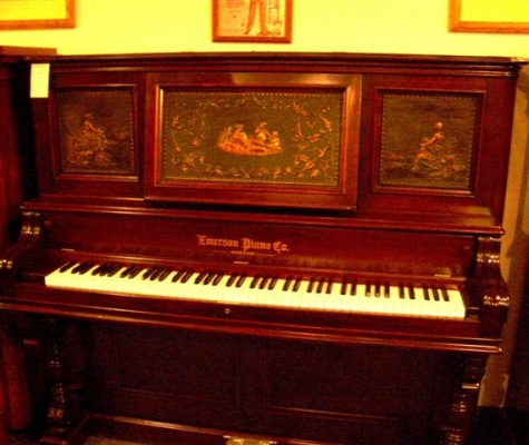 Re-exposure of Mahogany EMERSON Classic Upright (2)