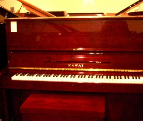 Re-exposure of Mahogany KAWAI Prof. Upright (2)
