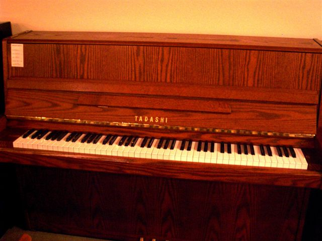 tadashi upright piano in seattle